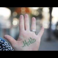 VIDEO  Oprah brings stars together for Just Say Hello campaign   Mail Online